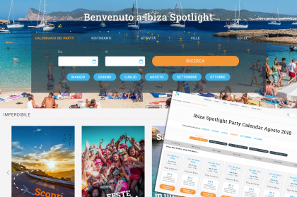 Ibiza Spotlight - now in Italian!