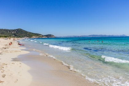 My favourite Ibiza beach: Hardwell