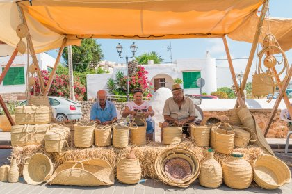 Local charm and craft at Ibiza markets