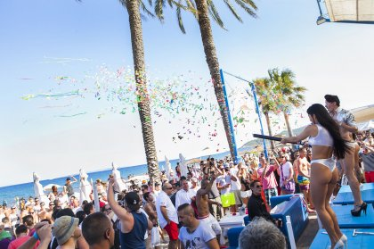Top daytime open-air parties on Ibiza