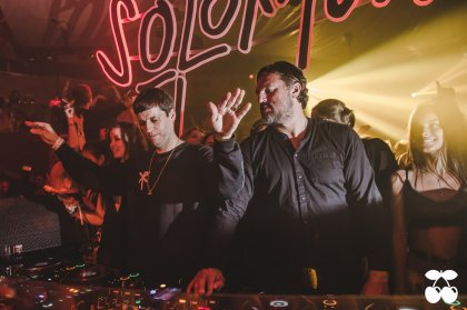 Solomun invites Dixon to Pacha this Sunday