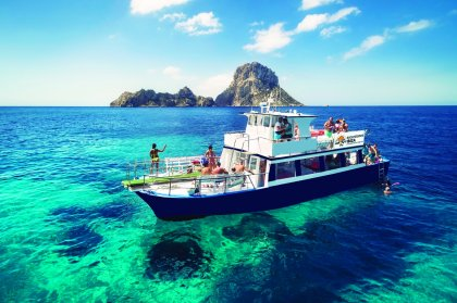 Around the island with Excursiones Ibiza