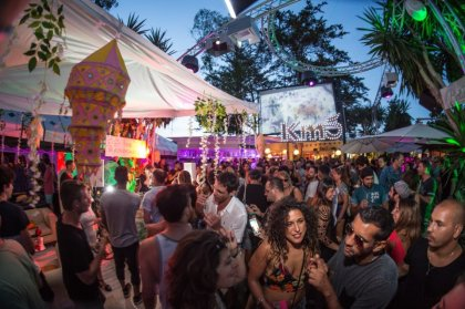 Lost & Found lands on Ibiza at Km5