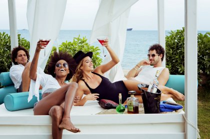 Holidaying with no limits on Ibiza - choose the right partner
