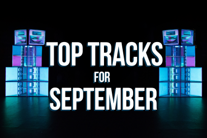 Hot new tracks for September 2018