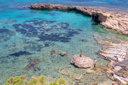 3 cool Ibiza beaches for snorkelling