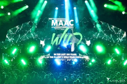 Ushuaïa and MAAC go WILD for a good cause
