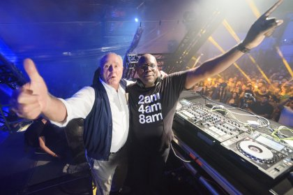 Space Ibiza confirms new partnership with Carl Cox
