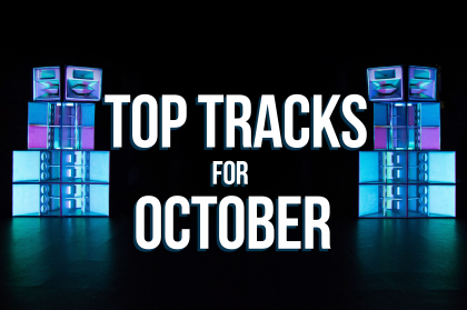 Hot new tracks for October 2018