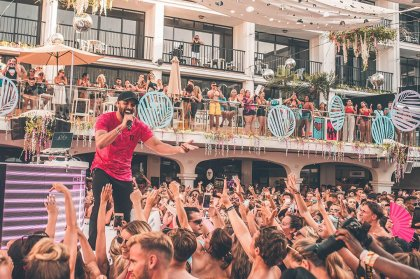 TS5 Pool Party returns to Ibiza Rocks Hotel
