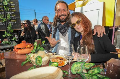 Food, wine and trucks on Ibiza