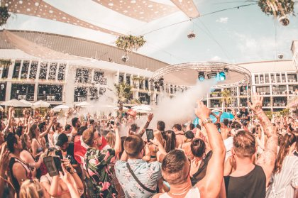 DJ EZ heads to Ibiza Rocks Hotel for 2019 residency