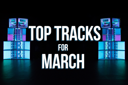 Hot new tracks for March 2019