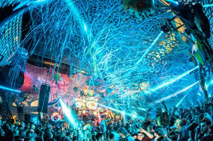 elrow reveals line-up for its New York event
