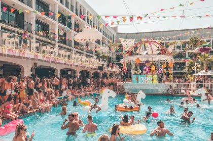 Cuckoo Land returns to Ibiza Rocks Hotel