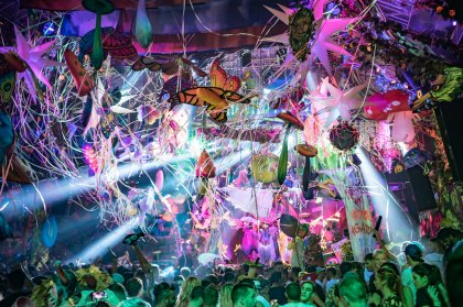 elrow continues residency at Amnesia