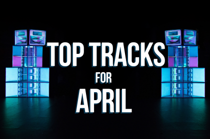 Hot new tracks for April 2019