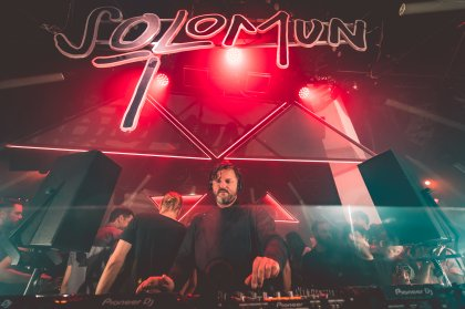 Solomun +1 confirmed for Sundays at Pacha