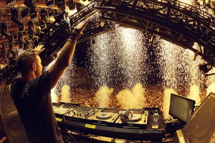 David Guetta brings BIG back to Ushuaïa