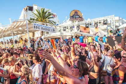 Top Ibiza streams: David Guetta at Café Mambo