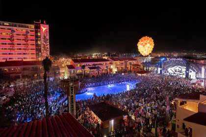 Calvin Harris avrà una residency all'Ushuaïa