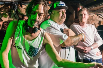 Top Ibiza streams: Ricardo Villalobos b2b DJ Sneak at Pyramid