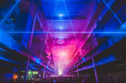 Top 5 reasons to attend Pyramid at Printworks
