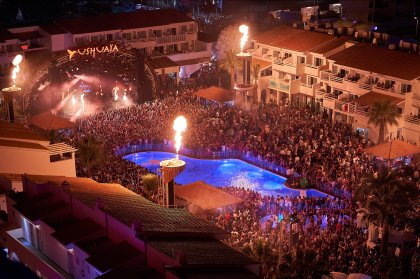 Cocoon20's mega line-up for Ushuaïa is out