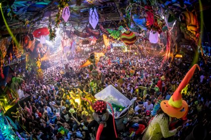 elrow desvela su line-up para la opening party y la preventa de entradas