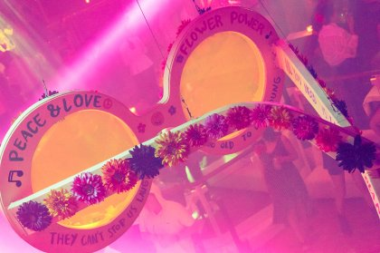 Flower Power returns to Pacha