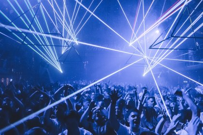 Gareth Emery brings Laserface to Ibiza