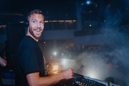 Calvin Harris back at Pacha in 2019
