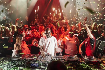 Black Coffee regresa a Hï Ibiza