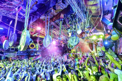 elrow reveals full Ibiza season DJ roster