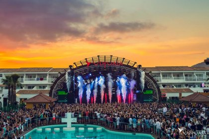 DANCE OR DIE launches at Ushuaïa