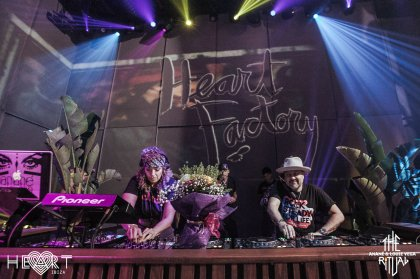 Anané & Louie Vega's The Ritual returns to HEART