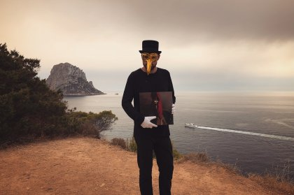 Claptone reveals DJs joining The Masquerade