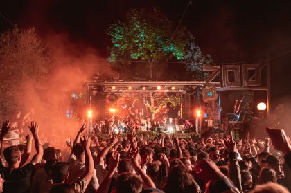 Ten snaps from The Zoo Project opening