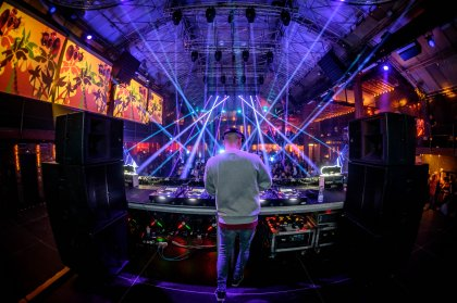 Amnesia unveils world's most advanced sound system