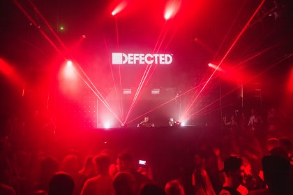 Defected's first party back at Eden