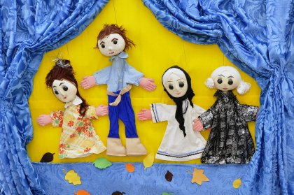 Shows for all at the Barruguet Family Theatre Festival