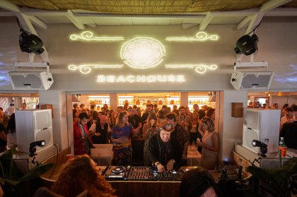 Beachouse Ibiza spins into summer with 2019 opening