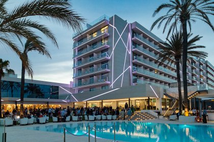 Fresh looks at Ibiza's Torre del Mar hotel