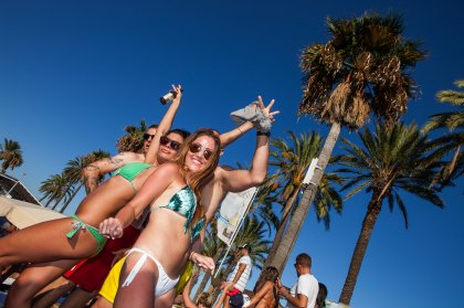 How to have the best Ibiza stag or hen party