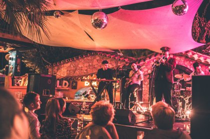 Ronnie Scott's at Pikes Hotel and all that jazz…