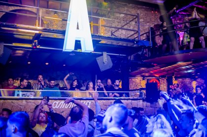 ABODE's A-grade opening party