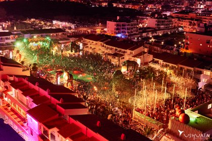 elrow unveils DJs playing at Ushuaïa