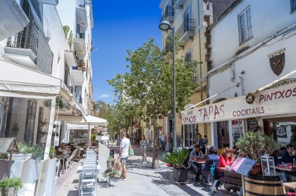 Ibiza on a budget | Eat and drink your way around Ibiza Town
