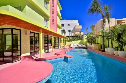 Tropicana Ibiza Suites offers the full package