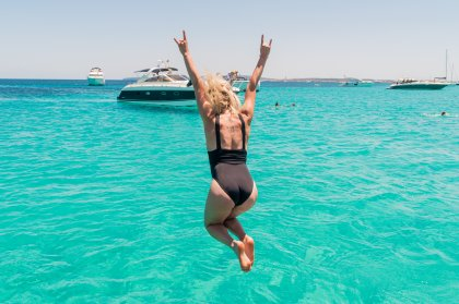 Video: Smart Charter takes us to Formentera